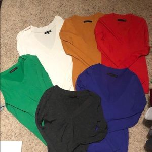 BUNDLE of LIMITED/EXPRESS SWEATERS